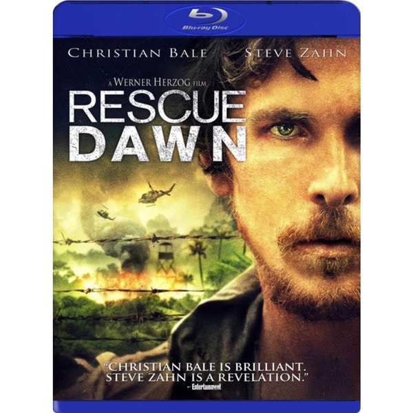 Rescue Dawn (Blu-ray Disc) 3385208
