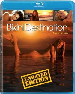 Bikini Destinations (Blu-ray Disc)