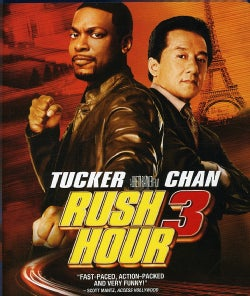 Rush Hour 3 (Blu-ray Disc)