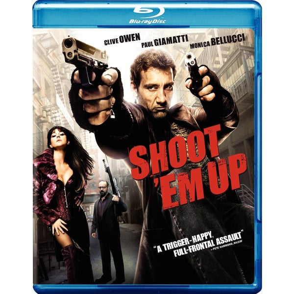 Shoot 'Em Up (Blu-ray Disc) 3385239
