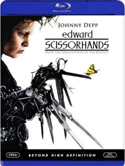 Edward Scissorhands (Blu-ray Disc)