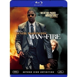 Man On Fire (Blu-ray Disc)