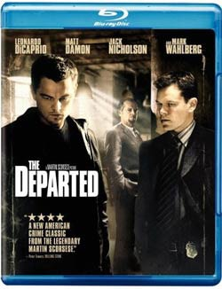 The Departed (Blu-ray Disc)