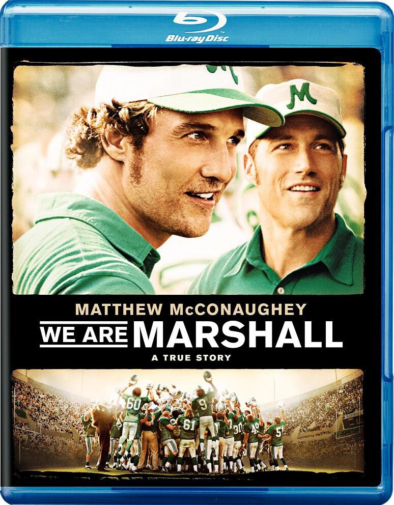 We are Marshall (Blu-ray Disc)