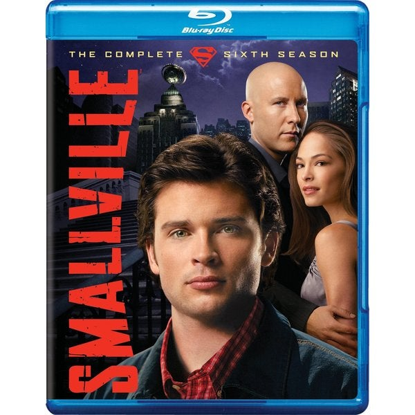 Smallville: The Complete Sixth Season (Blu-ray Disc) 3385276