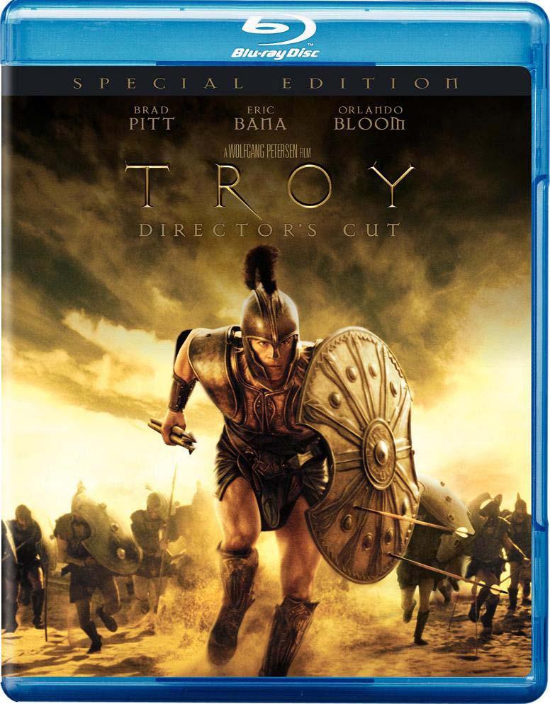 Troy Director's Cut (Blu-ray Disc)