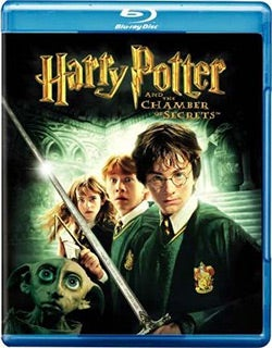 Harry Potter and the Chamber of Secrets (Blu-ray Disc)