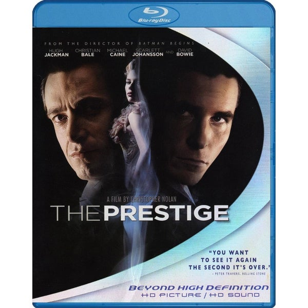 The Prestige (Blu-ray Disc) 3385309