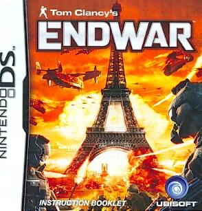 Nintendo DS - Tom Clancy`s EndWar