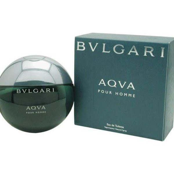 Bvlgari Aqua Men's 3.4-ounce Eau deToilette Spray
