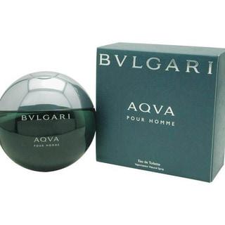 Bvlgari Aqua Men's 3.4-ounce Eau deToilette Spray
