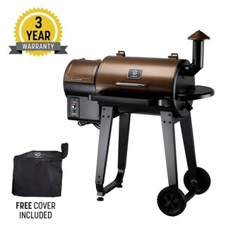 Z Grills ZPG-450A Wood Pellet BBQ Grill & Smoker
