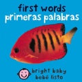 First Words/ Primeras Palabras (Board book)