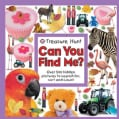 Can You Find Me? (Board book)