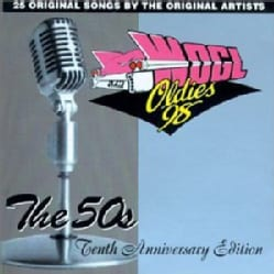 Various - WOGL Oldies 98.1FM - The 50's - Tenth Anniversary Edition