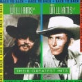Hank Jr Williams/Sr - Back to Back:Their Greatest Hits