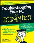 Troubleshooting Your PC For Dummies (Paperback)