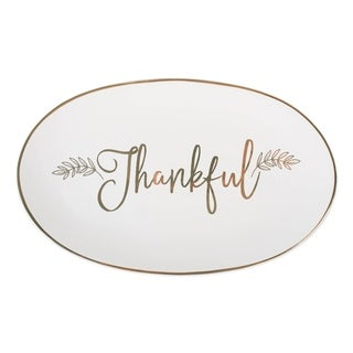 DII Seasonal Celebration Plate