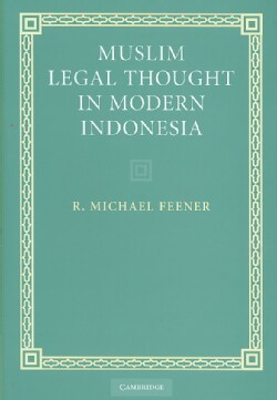 Muslim Legal Thought in Modern Indonesia (Hardcover)