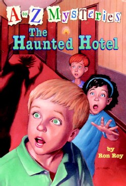 The Haunted Hotel (Hardcover)