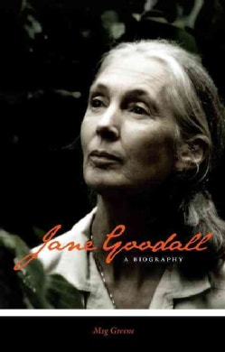 Jane Goodall: A Biography (Paperback)