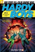 Hardy Boys Undercover Brothers 13: The Deadliest Stunt (Paperback)