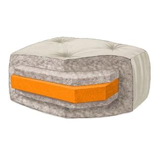 Loft Cotton and Foam 6-inch Futon Mattress