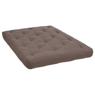 Loft Cotton and Foam 6-inch Futon Mattress