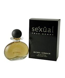 Sexual by Michel Germain Men's 4.2-ounce Eau de Toilette Spray
