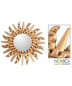 'Bronze Sun' Mohena Mirror (Peru)