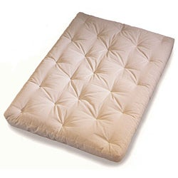 8 inch loft cotton/foam Microfiber Futon Mattress