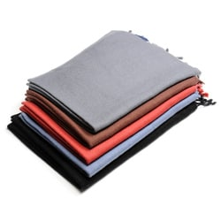 100-percent Cashmere Travel Blanket