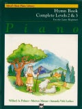 Piano: Hymn Book Complete Levels 2 & 3, for the Later Beginner (Paperback)