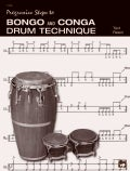 Progressive Steps to Bongo and Conga Drum Technique (Paperback)