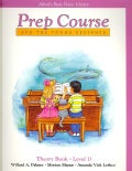Alfred's Basic Piano Prep Course For the Young Beginner: Theory Book - Level D (Paperback)