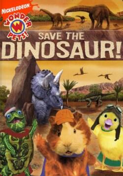 Wonder Pets: Save The Dinosaur (DVD)