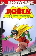 Showcase Presents Robin the Boy Wonder 1 (Paperback)