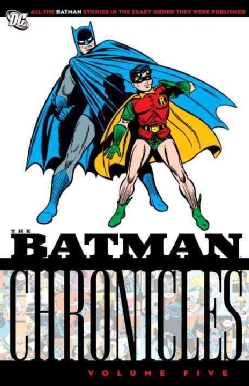 The Batman Chronicles 5 (Paperback)