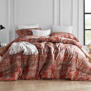 Brucht Designer Supersoft Oversized Comforter - Unearthed - Copper/Brown