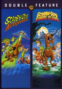 Scooby-Doo and the Alien Invaders Scooby-Doo on Zombie Island (DVD)