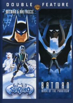 Batman: Mask of Phantasm Batman and Mr. Freeze: Sub Zero (DVD)
