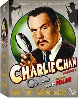 Charlie Chan Vol. 4 (DVD)