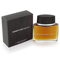 Kenneth Cole Signature Men's 3.4 oz EDT Spray