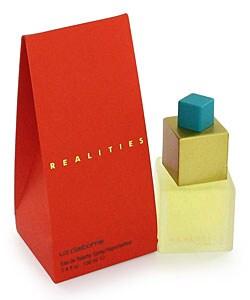 Realities Women's 3.4-ounce Eau De Toilette Spray