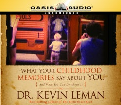 What Your Childhood Memories Say About You (CD-Audio)