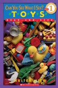 Can You See What I See?: Toys: Read-and-seek (Paperback)