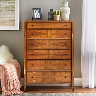Lifestorey Monty 6-Drawer Chest