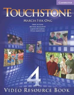 Touchstone Level 4 Video Resource Book (Paperback)