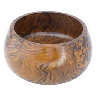 Mango Wood Serving Bowl (Thailand)