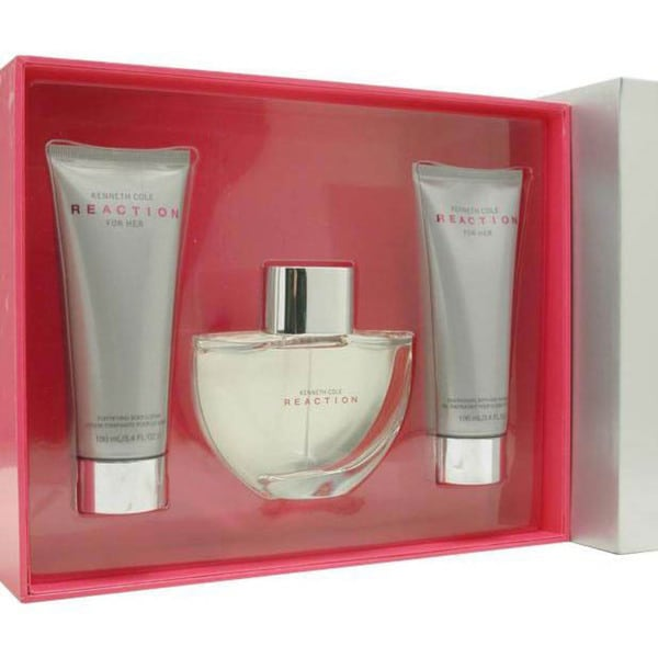 Kenneth Cole Reaction 3-piece Gift Set for Women